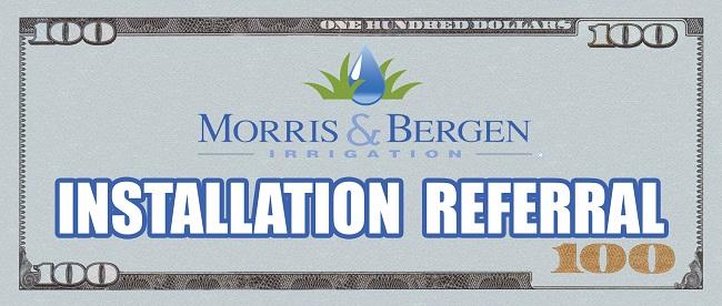 Installation Referral $100