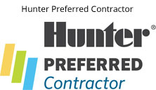 Morris and Bergen Irrigation is a Hunter Prefered Contractor | MCIBCI